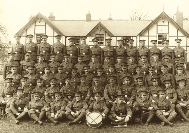 130th (St John) Field Ambulance B section