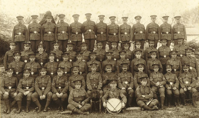 130th (St John) Field Ambulance C section