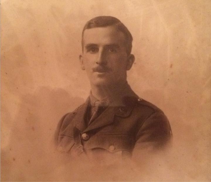 Major John Burke M.C.