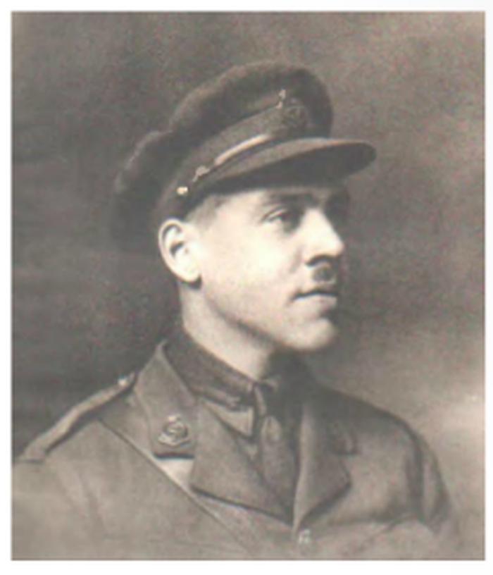Capt Bernard Woodhouse